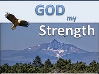 God, My Strength  (Study In God - All I Need-10)